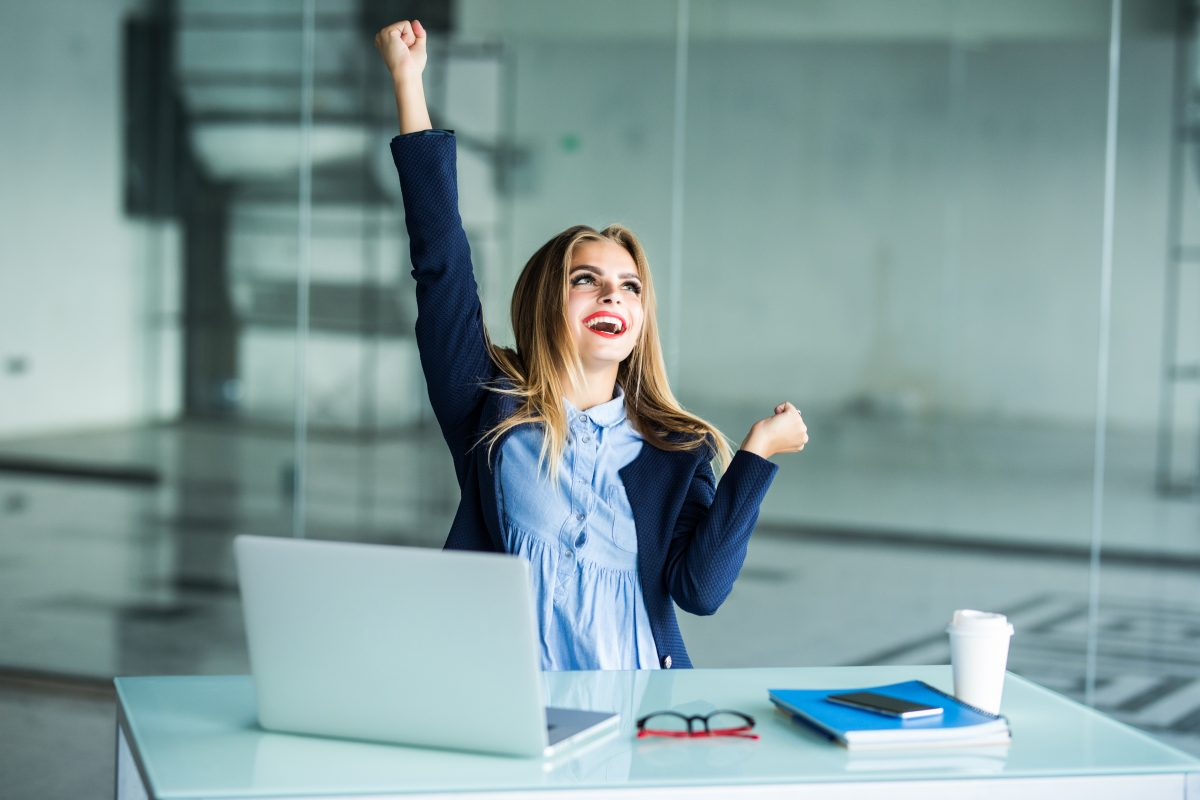 éxito en organización personal